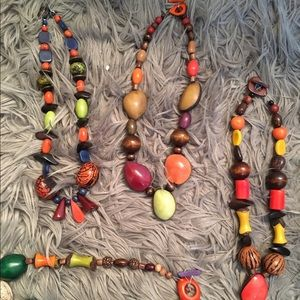 Jewelry - Tagua necklace