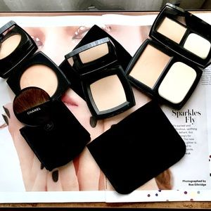 CHANEL Other - Chanel Powder Bundle of 3