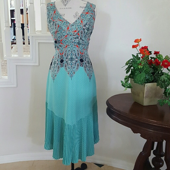 6f1290d59d42 Anthropologie Dresses | Maeve Canyon Creek Dress | Poshmark
