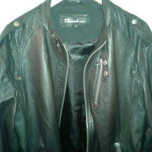 7 Diamonds Other - Leather motorcycle Jacket !!!