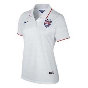 Us women's Nike soccer jersey