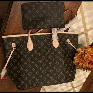 Handbags - LV Neverfull