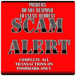 Accessories - Scam Alert