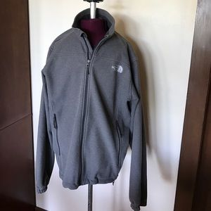 The North Face Gray Fleece Jacket