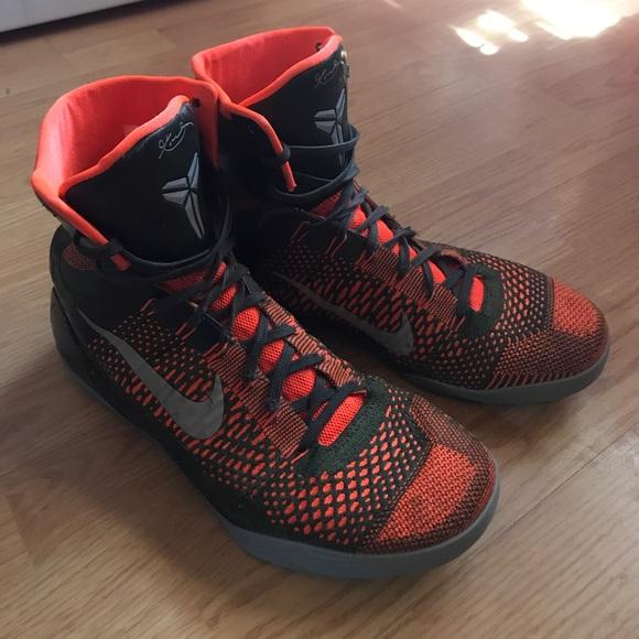 feff5f8b242 🔥24HR SALE🔥 Nike Kobe IX 9 Elite Strategy Mens. M 5935d95fea3f36ade300744f