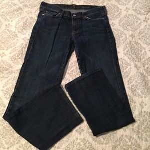 7 for all man kind bootcut size 29