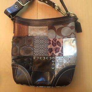 Coach Handbags - ONE DAY LOW PRICE COACH BAG
