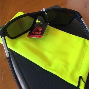 1ef393e47c RBX Accessories - RBX Polarized Black Matte Sunglasses New