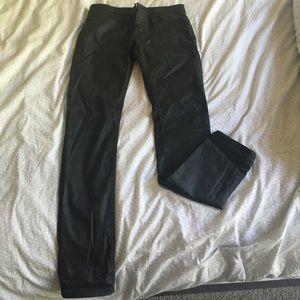 Topman Other - Topman coated skinny jeans
