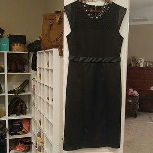 Allen B. By Allen Schwartz Dresses & Skirts - NWT!! ALLEN B. BY ALLEN SCHWARTZ BLACK DRESS L