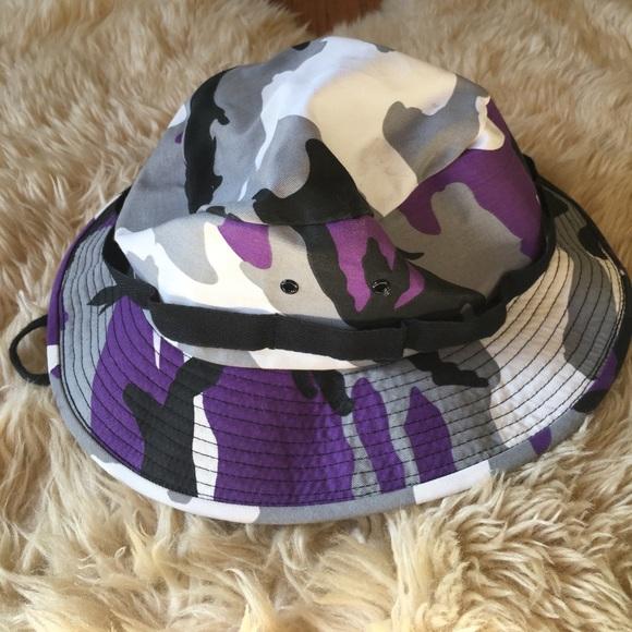 Purple Camo Bucket Hat. M 5935e36b9c6fcf2c12009b13 06c18ea3e8e