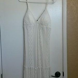 Dresses & Skirts - Boho lace maxi dress