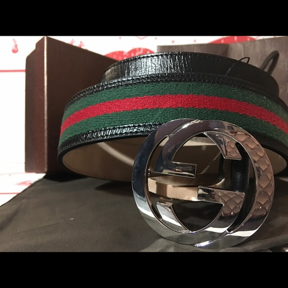 65 off gucci other ��� authentic men gucci belt black