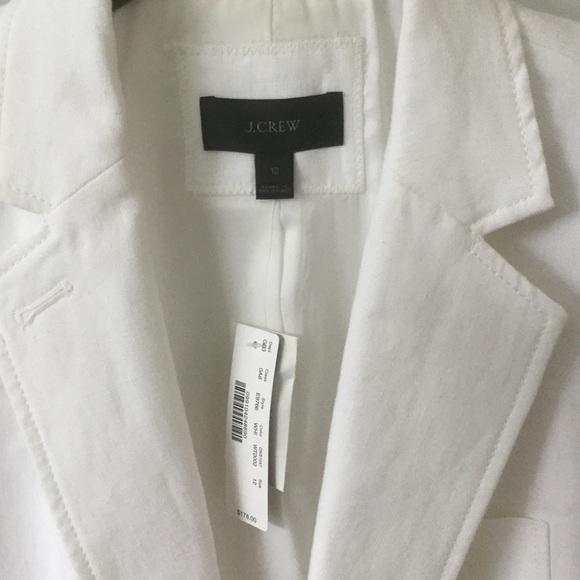 J. Crew Jackets & Coats - J. Crew Rhodes Blazer in Linen