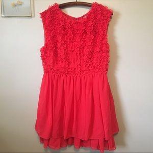 "NWT Ted Baker ""heart detail"" dress"