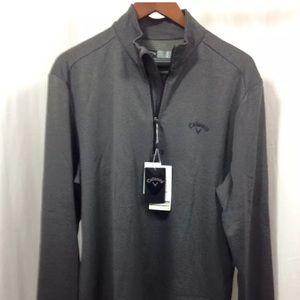 Callaway Other - Callaway Golf 1/4 Zip Gray Pullover Jacket