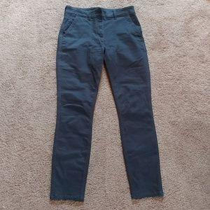 LOFT Pants - Ann Taylor LOFT charcoal skinny pants