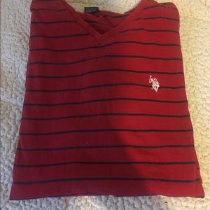 U.S. Polo Assn. Other - Like new men US Polo vneck tshirt