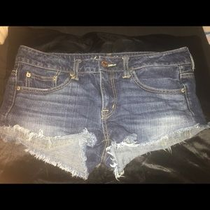 American Eagle Outfitters Pants - AE cut off denim shorts