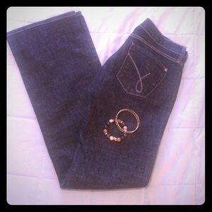 james jeans  Denim - James Premium Preserved Denim size 31 low rise