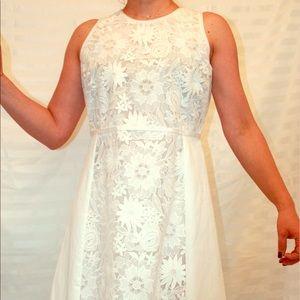 Les Copains Dresses & Skirts - Ivory dress