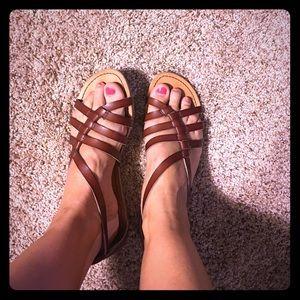 Cute comfy sandals