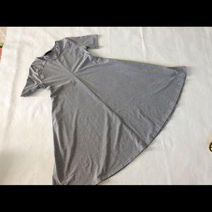 Imanimo Dresses - Imanimo Faith Gray Maternity Dress size XS