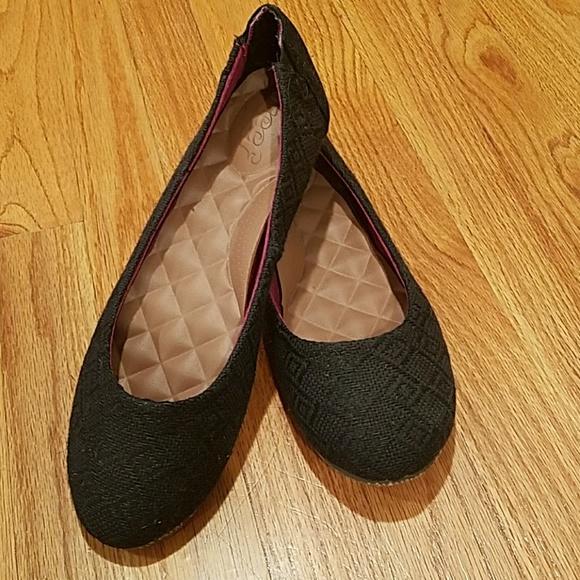 Reef Shoes  Black Ballet Flats Size 11 Nwt  Poshmark-7274