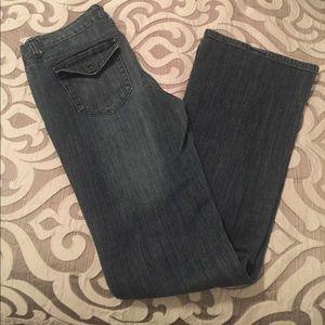 Makers of True Originals Denim - Makers of True Originals Bootcut Jeans