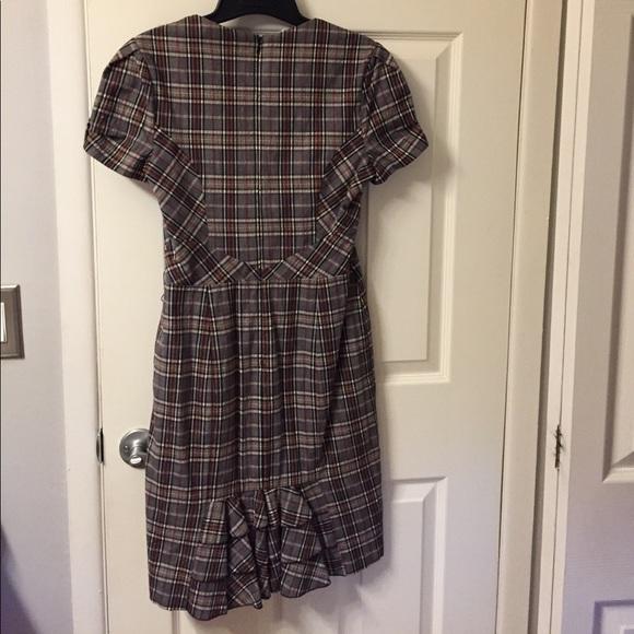 61 off bebe dresses skirts bebe plaid dress with. Black Bedroom Furniture Sets. Home Design Ideas