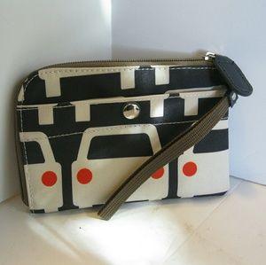 Orla Kiely Handbags - Orla Kiely Cars Wristlet - Target