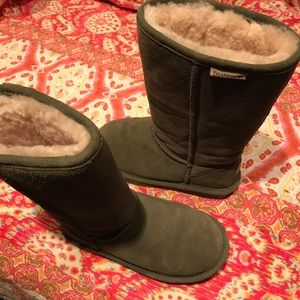 Bear Paw Sweater Boots
