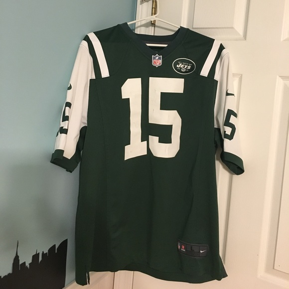 0758e2e20 Official NFL New York Jets Tim Tebow jersey. M 5935ff7f2ba50ac894010471