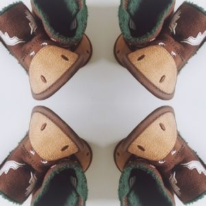 Rising Star Other - Rising Star Moose Fleece Lined Boots