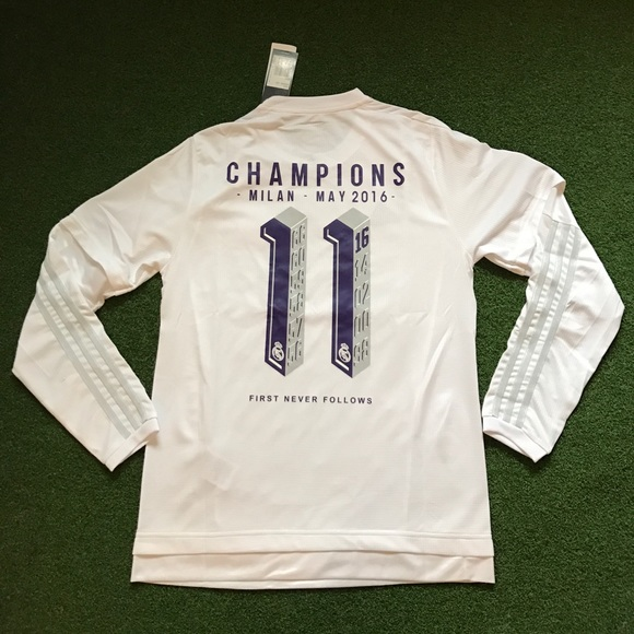 8f55d742cea Real Madrid Soccer Jersey Special Edition Champion