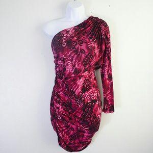 Double Zero Dresses & Skirts - Double Zero Pink Cheetah Dress