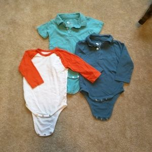 Primary Other - 3 Primary brand bodysuits