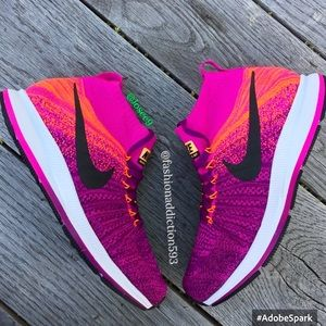 Nike Shoes - Nike zm Pegasus all out flyknit women's sneakers