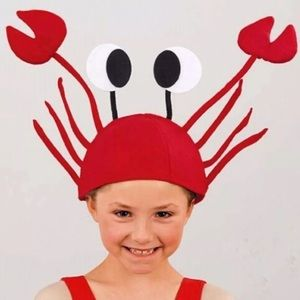 Other - Crab 🦀 Hat
