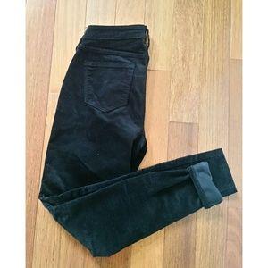 Old Navy Pants - Maternity velvet pants
