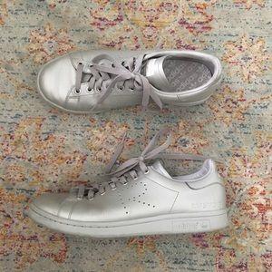 Raf Simons Other - *REAL RAF SIMONS X ADIDAS* Silver Sneakers