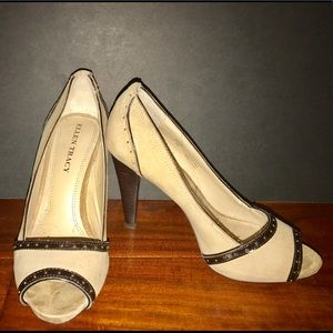 Ellen Tracy Shoes - Ellen Tracy heels Excellent work shoes, never worn