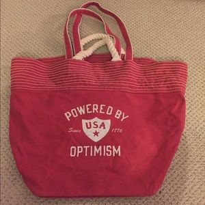 Life is Good Handbags - 🚨FINAL PRICE🚨 Red Life is good Large tote bag