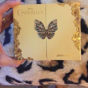 Pur Minerals Other - Rare Disney pur cosmetics Cinderella palette