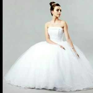 Dresses & Skirts - Pick up only Michael Angelo wedding prom ball gown
