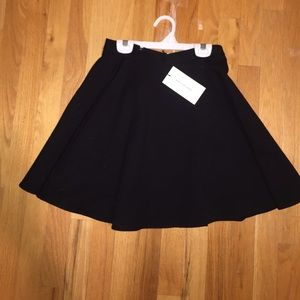 Amour Vert Dresses & Skirts - Xsmall black skirt