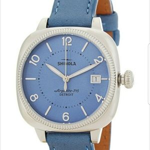 Shinola Accessories - 2 in 1 Blue Shinola Gomelsky and Leather Care Balm