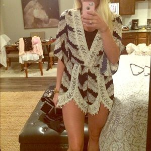 Other - Printed Romper