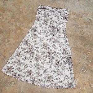 Teeze Me  Dresses & Skirts - Teeze Me Strapless Dress Size 3