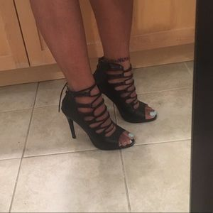 Missguided + Shoes - Scrappy heels